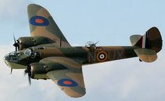 the specifications and history of the Bristol Blenheim aircraft of World War 2 Aircraft Photos, Ww2 Aircraft, Fighter Aircraft, Military Aircraft, Fighter Jets, Bristol Blenheim, Bristol Beaufighter, Old Planes, Jet Plane