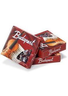 Budapest suklaakonvehti