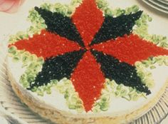 Classic Caviar Pie Boiled eggs and mayonnaise go first, onions, cream cheese and sour cream come next, then Romanoff Whitefish Caviar tops it all off in a decorative pattern. - See more at: http://www.marzettikitchens.com/kitchens/recipes/detail/108/classic-caviar-pie#sthash.q3caHrkH.dpuf