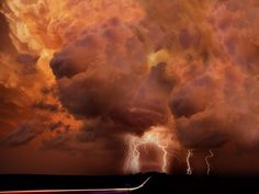 Scary Storm
