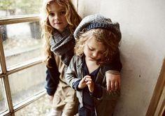 El estilo de Kidscase para este otoño invierno