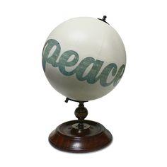 """Peace Globe 8"""""""
