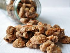Candied Pecans                            Little B Cooks: Chronicles from a Vermont foodie: Desserts