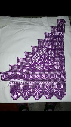 Romanian Lace, Bed Pillows, Diy And Crafts, Baby Boy, Tapestry, Sewing, Hat Patterns, Sari, Dish Towels