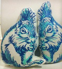 Stuffed Squirrel - 2 | Home Decor | Out of Line Press | Scoutmob Shoppe | Product Detail