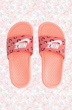 Nike 'Benassi JDI' Print Slide Sandal (Women) | No #witcherystyle
