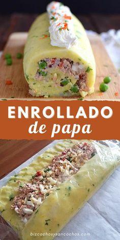 Peruvian Recipes, Dog Recipes, Mexican Food Recipes, Vegetarian Recipes, Vegetable Recipes, Healthy Recipes, A Food, Food And Drink, Venezuelan Food