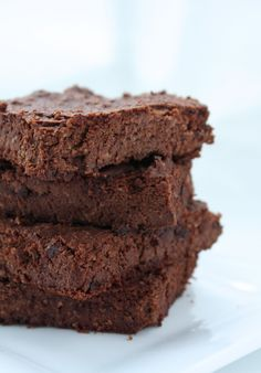 I Breathe... I'm Hungry...: Cauliflower Brownies (Low Carb & Gluten Free)