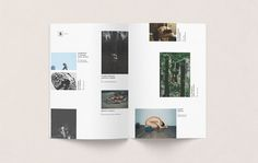 Florencia Beil on Behance Page Layout Design, Magazine Layout Design, Graphic Design Books, Graphic Design Inspiration, Yearbook Layouts, Publication Design, Print Layout, Grafik Design, Editorial Design
