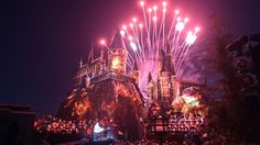 Harry Potter Park at Universal Studios Hollywood Opens to Public