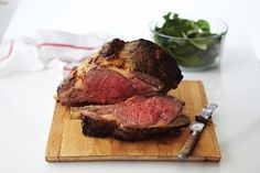 Prime Rib Au Jus - Searing the beef in the pot first ensures a flavorful crust that tastes great and helps to seal in the juices. Finish cooking the beef, then use the drippings to create a rich, meaty au jus. A special-occasion main dish, and only one pot to clean!