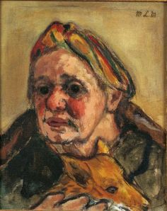 Marie-Louise von Motesiczky (Austria 1906-1996 England), Portrait with Turban. Collection Marie-Louise von Motesiczky Charitable Trust.