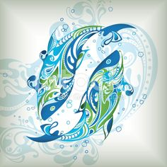pisces sign - Google Search