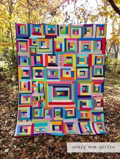 "90/101 ""you can't rush art"" quilt"