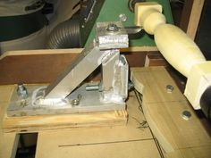 Homemade Wood Lathe Duplicator Plans