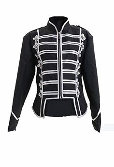 Trust Costume My Chemical Romance Military Parade Jacket Costume 4 Colors (M…