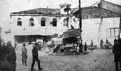 Το Ρεμπέτικο Τραγούδι: Οι φυλακές της Παλιάς Στρατώνας στο Μοναστηράκι..