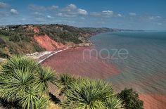 Oddicombe Beach Landslide
