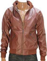 Modish Mens Stylish Leather Jacket