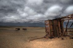 Namibia - Skeleton Coast National Park HDR