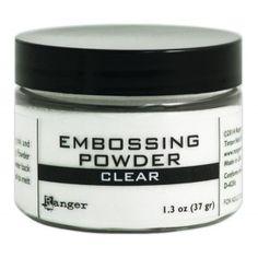 Ranger - Embossing Powder - Clear