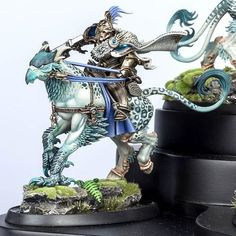 Welcome back to Mini of the Week, where every Friday I will find a miniature from around the web that exemplifies an aspect of our hobb...