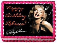 11 Best Marilyn Monroe Cakes Cupcakes Amp Cookies Images