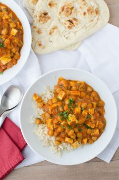 Slow Cooker Butter Chickpeas countryliving