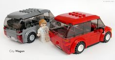 City Wagons | Comparing DLX model with the original City Wag… | Jemppu Malkki | Flickr