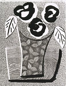 David Hockney 13 Homemade Prints David Hockney 1937 Bradford, Yorkshire UK An important contributor to the Pop art movement of the David Hockney Prints, Pop Art Movement, Royal Academy Of Arts, Black Flowers, Mark Making, Flower Art, Art Flowers, Illustrations, Graphic Prints