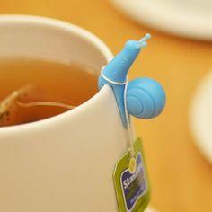 Snail Teabag Holder