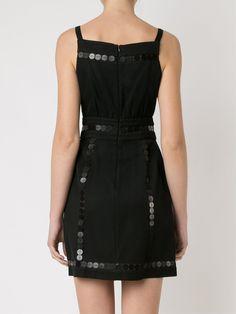 Reinaldo Lourenço embellished shift dress