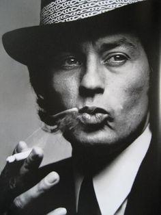freddiefrolic:  Alain Delon, 1970's.