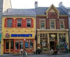 Quaint streets with modern imenities? What more could a girl want?! Kingston, Ontario
