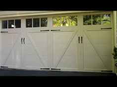 A Clopay Coachman Garage Door