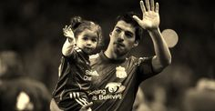 Luis Suarez Good with his head,good with his feet and good with his mouth!