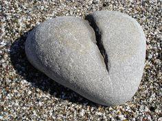 Broken Heart of stone...