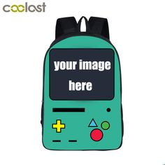Fair price Customize Your Game Bag Anime Pokemon / FNAF Backpack Boys Girls School Bags Kids Backpack Game Over Children Bag just only $17.80 with free shipping worldwide #backpacksformen Plese click on picture to see our special price for you