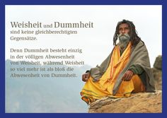 Poesie-Postkarte 047_Weisheit und Dummheit