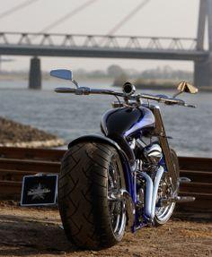 """#Thunderbike Freestyle Custombike """"Blue Flame"""""""