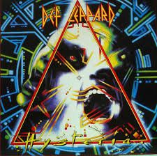 Albums with all meat and no filling. Know several of them. This is one, hands down. Def Leppard, during a brief stint after this record, was one of the biggest rock bands in the whole planet. And chicks would dig it, too.