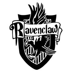 Harry Potter Ravenclaw House Die Cut Vinyl Decal PV1969