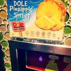 Oh my! It's a Dole Whip and its spectacular! Thanks @mymenchies ! Please keep this flavor forever!