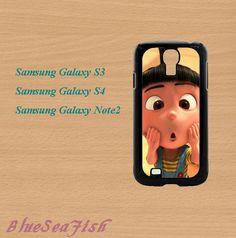 Despicable Me Minion--Samsung Galaxy S3 case,Samsung Galaxy S4 case,Samsung Galaxy Note 2 case,in plastic by BlueSeaFish, $14.99