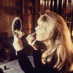 Laura Palmer from 'Twin Peaks' Serie Twin Peaks, Twin Peaks Tv, Twin Peaks 1990, Laura Palmer, Moira Kelly, Sheryl Lee, Chris Isaak, Que Horror, David Lynch Twin Peaks
