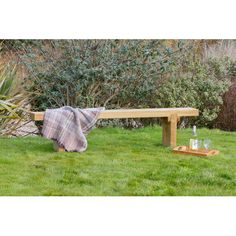 Found it at Wayfair.co.uk - Rebecca Wooden Garden Bench
