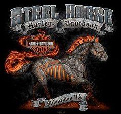 Steel Horse Harley Davidson. Richmond, VA