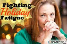 Power through the #holiday season with these tiny tweaks! | via @SparkPeople #health #wellness #healthyholidays