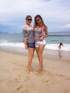 RT @Fani Stipkovic Enjoying and filming Copacabana beach with my partner in crime @hofitgolan  pic.twitter.com/80vOeOn2kG http://umrio.net/galeria