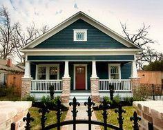 Like These Brick Craftsman Columns Front Porch Column